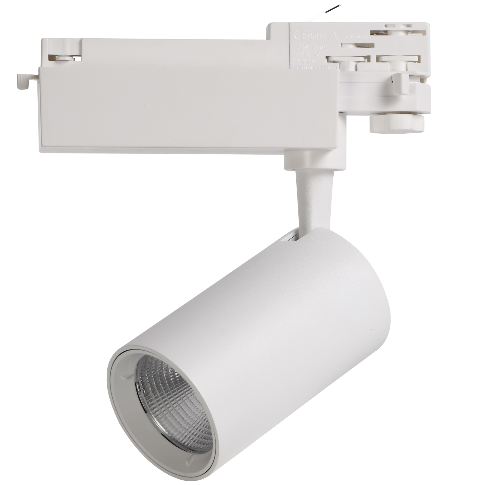 TB Series Track Light with horizontal power box